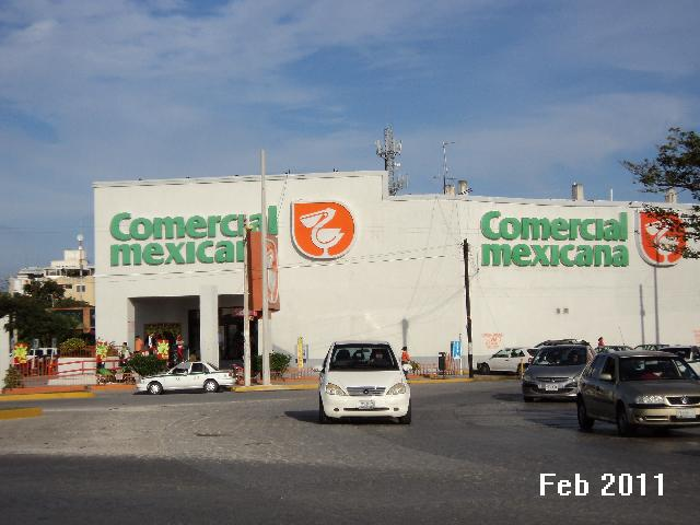 Cancun Commercial Mexicana