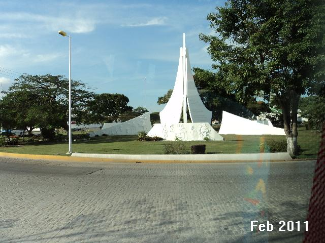 Cancun Memorial